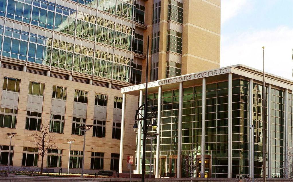 Federal Courthouse Denver