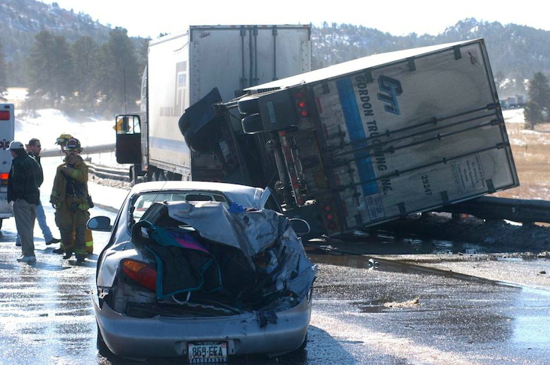 The Boulder County car versus truck accident lawyers at the Cederberg Law Firm are skilled at obtaining compensation for those injured in car versus truck accidents.