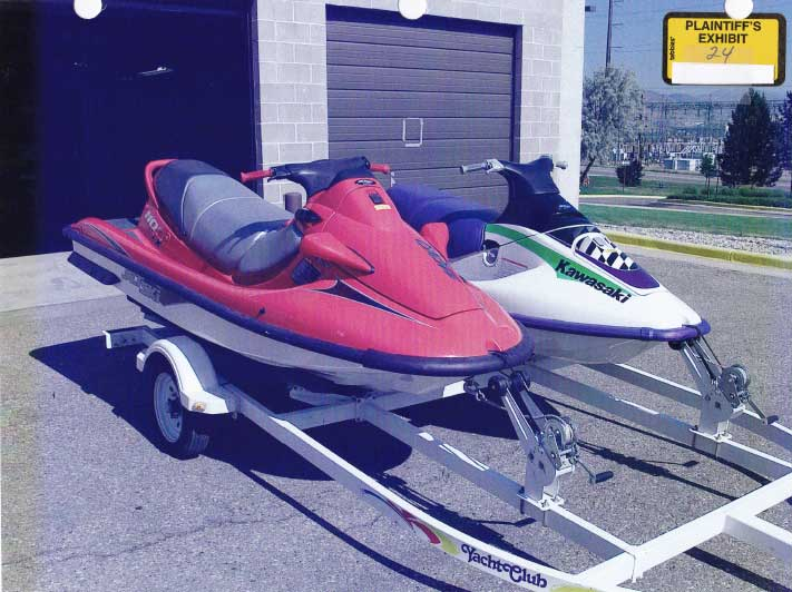 Boating and Jet Ski Accident Attorney Boulder Colorado