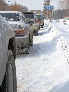 Here are some tips on what you should do if your car's front wheels lose traction and start skidding on icy and snowy roads.