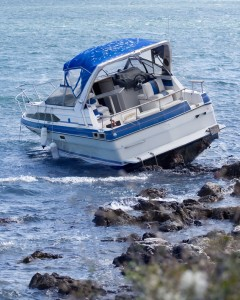 The three of the top four causes of boating accidents in the U.S. in 2012 involved some type of operator negligence, according to the USCG.