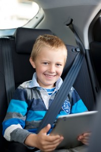 The new NHTSA tween seatbelt campaign is targeted at parents of 8 to 14 year olds, hoping to help them instill the habit of wearing seatbelts in their tween children.