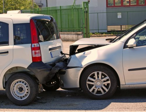 6 Important Facts about Rear-End Car Accidents (Pt. 1)