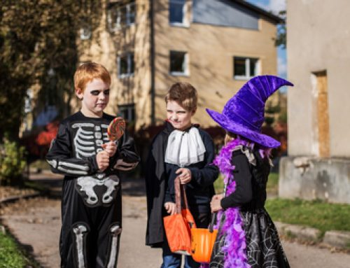 Celebrate Halloween Safely with These Essential Tips for Pedestrians & Drivers