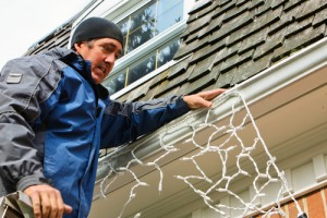 CPSC Safety Tips to Avoid a Fall While Decorating