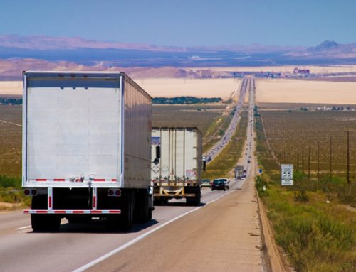 New FMCSA Rule Warns Trucking Companies: Keep On Trucking or Hit the Road Jack