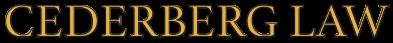 Cederberg Law Logo